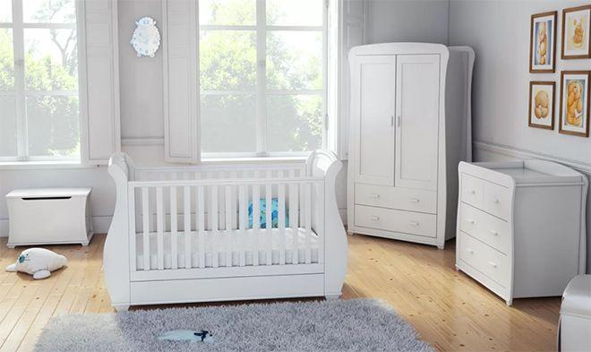 Bel Cot Bed Nursery Set