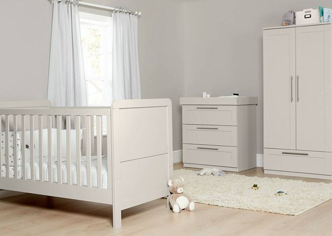Heaton 3 Piece Nursery Set