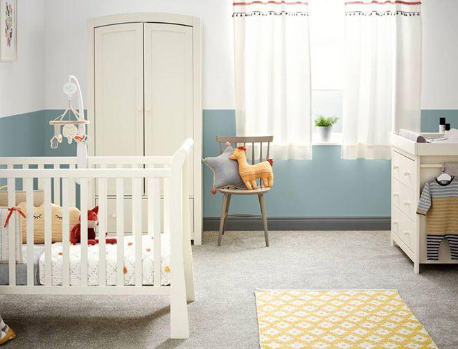 Mia+Sleigh Nursery Set