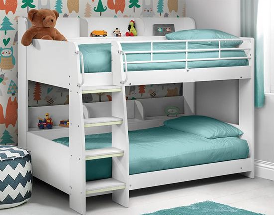 Abby Kelly Single Bunk Bed