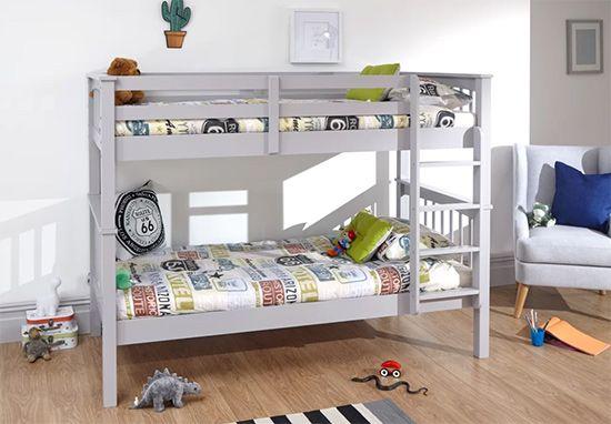 Barnese Single Bunk Bed