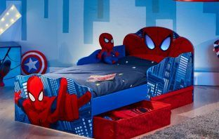 Boys toddler beds