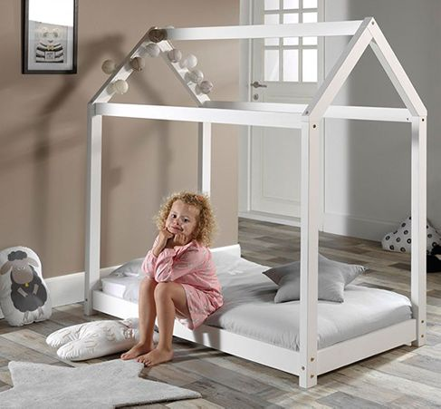 toddler kids house bed