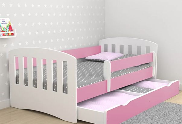 Cato Cabin Bed with Mattress and Drawer