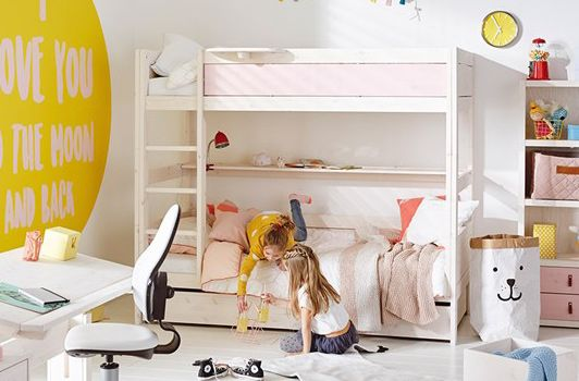 Lifetime Kids Luxury Bunk Bed
