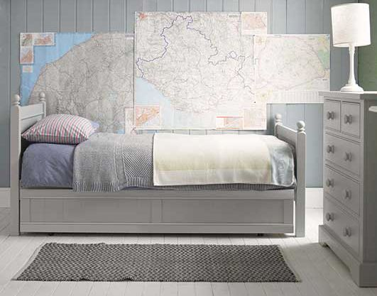Pippin Single Bed with Trundle