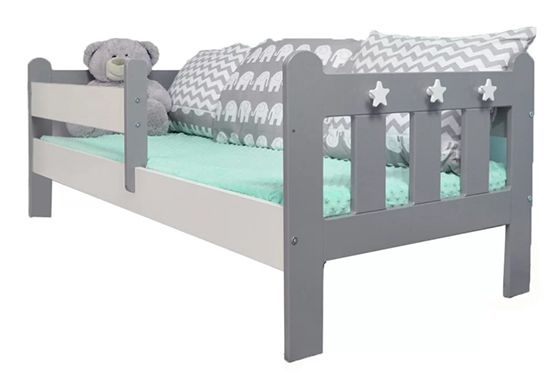 Stanley Convertible Toddler Bed