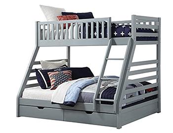 sweet dreams triple bunk bed
