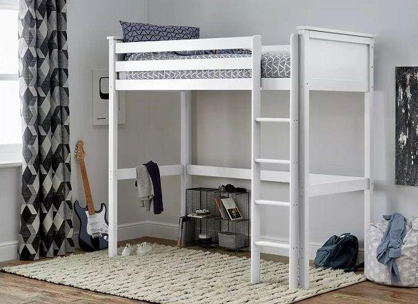 Argos Home Brooklyn High Sleeper Bed Frame