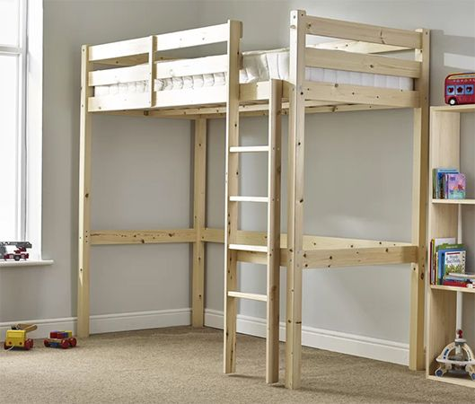 Chester High Sleeper Bed