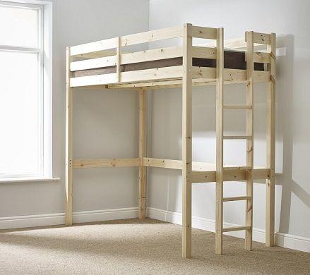 Colburn High Sleeper Bed