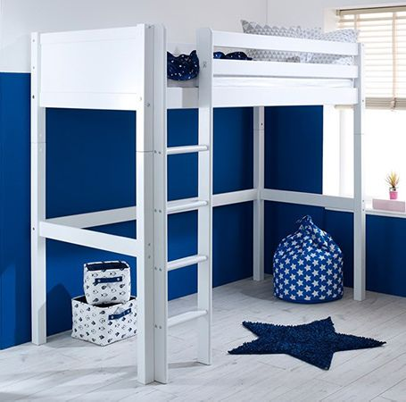 Flexa Nordic Kids High Sleeper 1