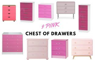 Best Pink Chest of Drawers