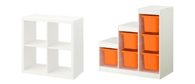 ikea kids cube storage