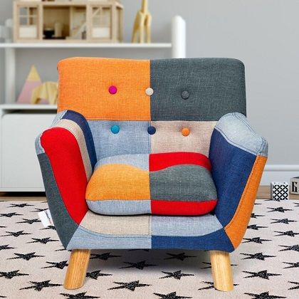 Helwig Children's Chair, by 17 Stories