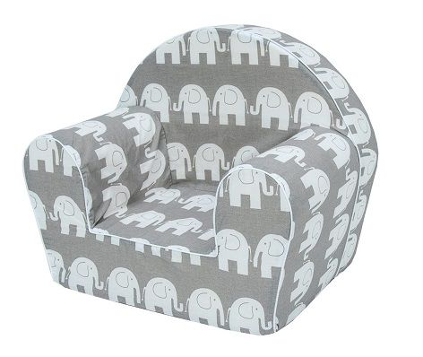 MuseHouse Childrens Armchair for Kids and Toddlers
