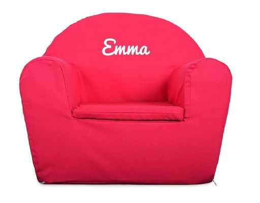 Personalised Children's Chair with Personalised with Name