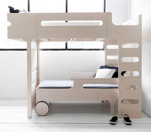 bunk bed for toddler and older kid