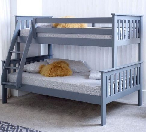Atlantis Wooden Triple Sleeper Bed Frame
