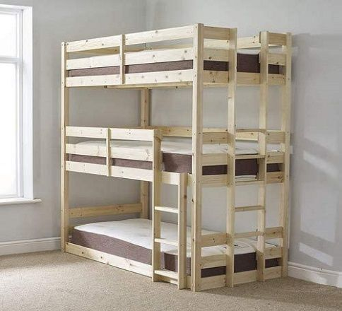 Strictly Beds and Bunks - Triple Sleeper