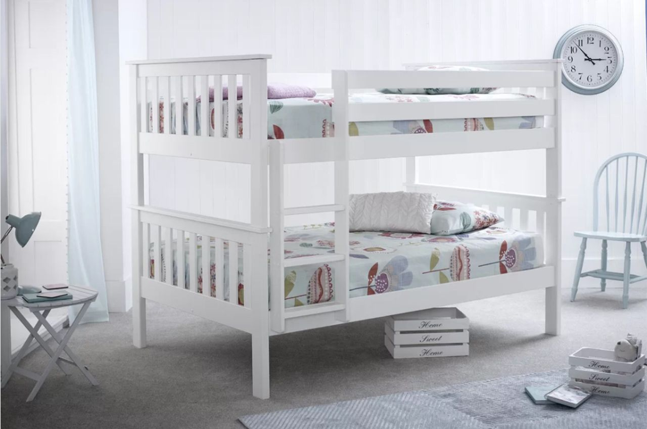 Picture of: 6 Of The Best Double Bunk Beds For Kids Or Adults Kids Beds Experts