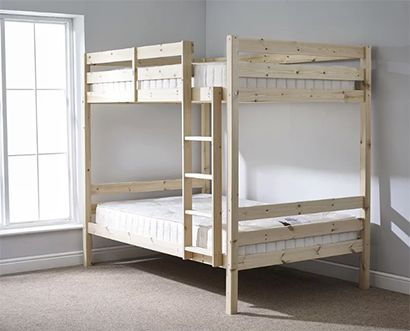 Chatham Double Bunk Bed for Kids or Adults