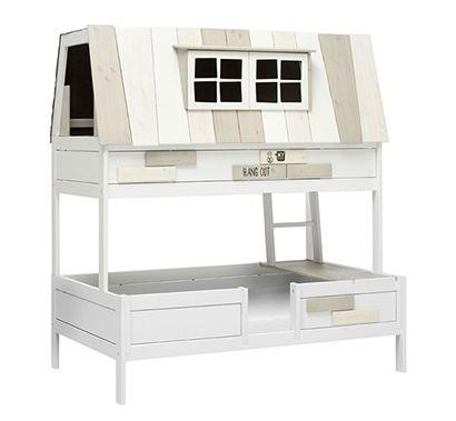 Lifetime Hangout House Double Bunk Bed