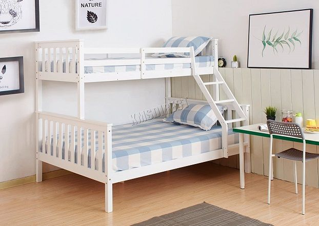 Single Over Double Bunk Bed, by WestWood