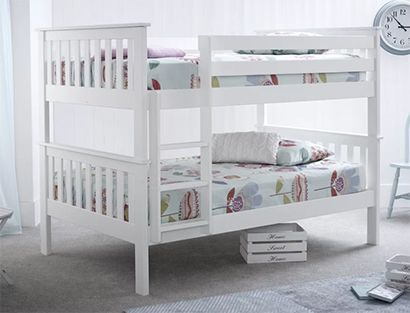 Weston Lee Small Double Bunk Bed