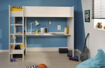 best high sleeper beds with desk