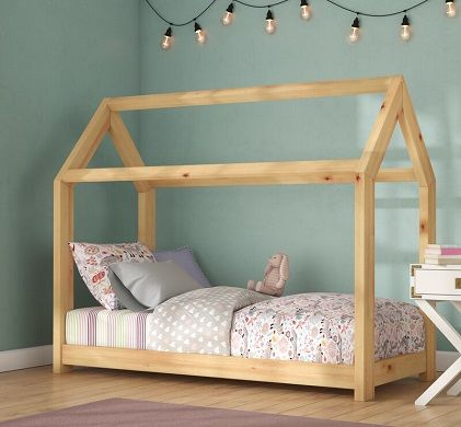 Elisha Single House Bed