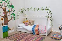 Kids Canopy Bed - Kaylee by Harriet Bee
