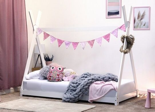 Scarlett Single Tent Canopy Bed by Harriet Bee