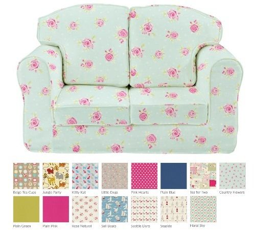 Churchfield Children's Sofa with Washable Covers