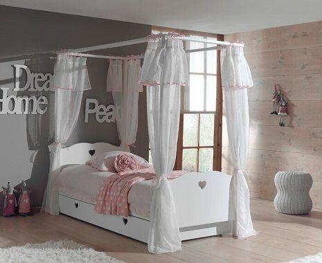 Aldridge European Single Four Poster Bed Harriet Bee
