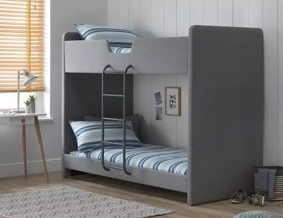 Argos Home Upholstered Bunk Bed