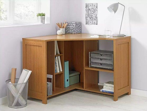 Argos Home Conrad Corner Office Desk