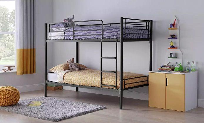 Argos Home Mason Metal Bunk Bed Frame