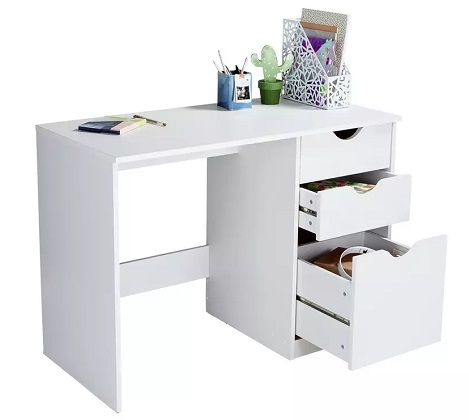 Argos Home Pagnell 3 Drawer Desk