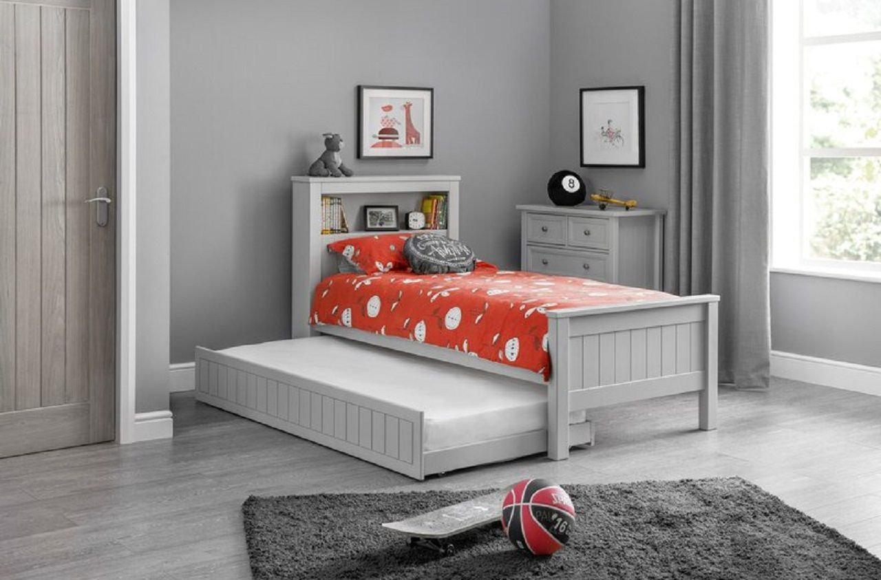 Best Single Bed with Trundle Trident by Breakwater Bay
