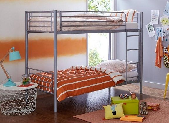 Jade Metal Bunk Bed
