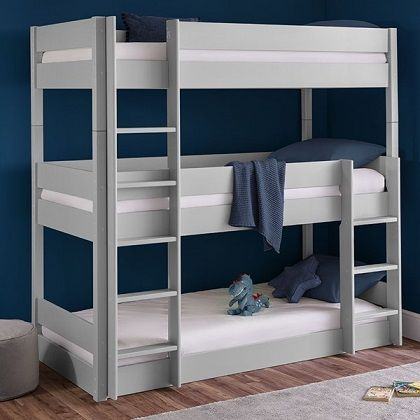 Julian Bowen 3 Tier Bunk Bed