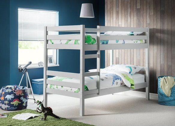 Kendra Bunk Bed With Premier Mattresses, by Harriet Bee