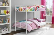 Metal Bunk Bed Mia by Harriet Bee