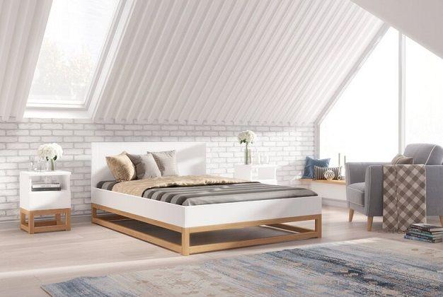 Monteleone Emperor Bed Frame, by Brayden Studio