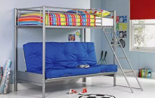 best futon bunk bed by argos