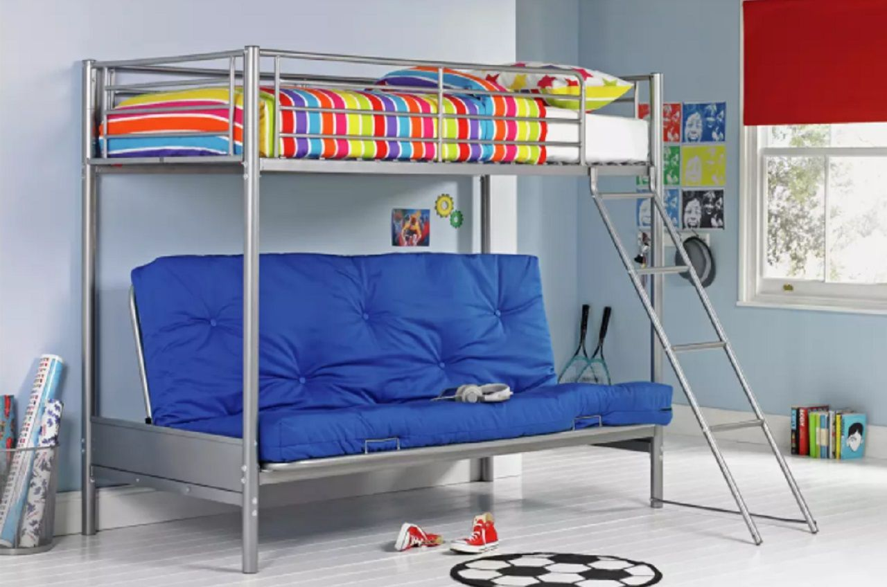 best futon bunk bed by argos