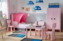 best pink wardrobe busunge by ikea