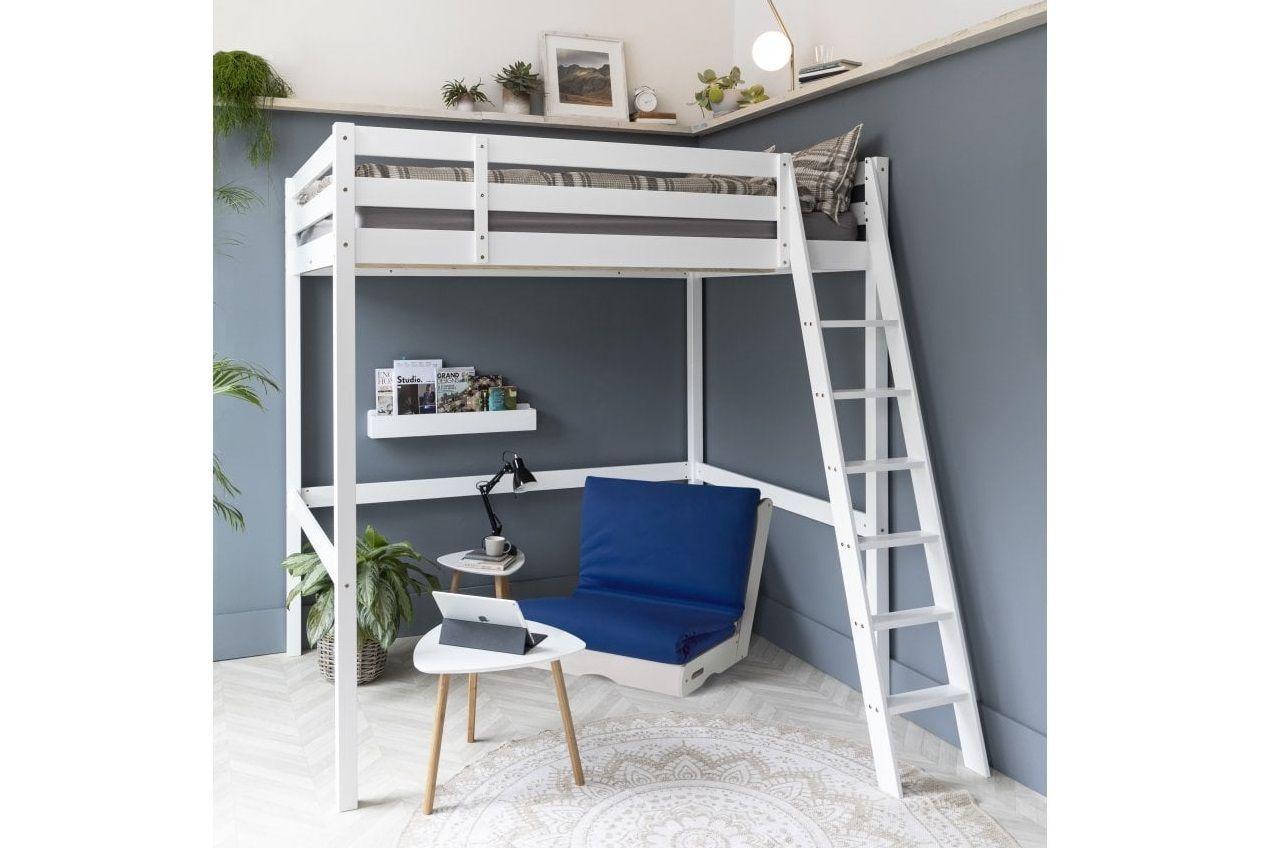 Double Loft Bed Magnus