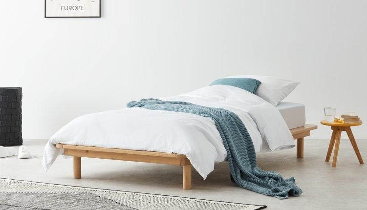 MADE Essentials Kano Low Bed, Single or Double